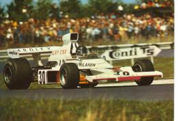 McLaren-Ford M23/4  -  Jackie Ickx   -  CP - Grand Prix / F1