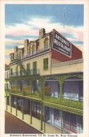 Antoine's Restaurant New Orleans Louisiana 1962
