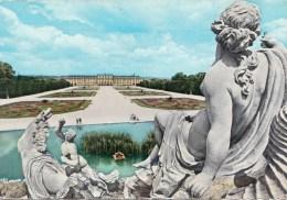 P4458 Wien Schonbrunn   Austria  Front/back Image - Château De Schönbrunn