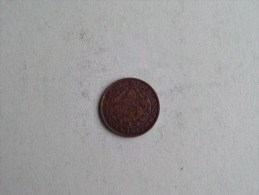 1917 - 1 Cent / KM 152 ( Uncleaned - For Grade, Please See Photo ) ! - 1 Cent