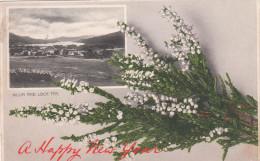 Carte Postale Ancienne D'Ecosse - Killin And Loch Tay - Kinross-shire