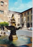 P4590 Prato Fontana Del Bacchino Tacca E Monumento A F Da Italy Front/back Image - Prato