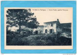 SAINT JULIEN LES MARTIGUES-ancien Moulin -quartier Mourgues-édit Fouque-années 30 - France