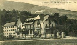BEAUVEZER - ALPES DE HAUTES-PROVENCE (04) - PEU COURANTE CPA. - Other Municipalities