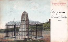 Boundary Monument, TIJUANA, Mexico, PU-1907