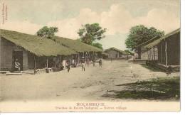 S325  - Native Village - Mozambique