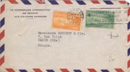 Habana Cuba 1947 - Cuban Sugar - Azucar Cubano - Lettre Cover Brief - Cuba