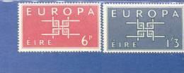 CEPT Ornament Irland 159 - 160 MNH ** Postfrisch - Europa-CEPT