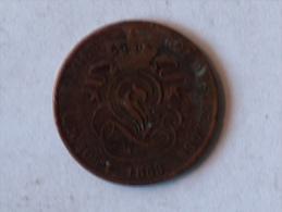 Belgique 2 Cents 1863 Centimes - 1831-1865: Leopold I