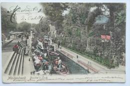 CPA Maidenhead Boulter's Lock - Couleur Animé 1904  - FA02 - Angleterre