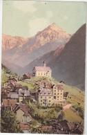 CPSM Colorisée - WASSEN (Suisse) - UR Uri