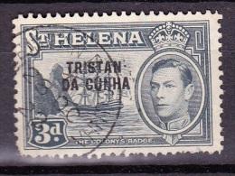 Tristan Da Cunha, 1952, SG 5, Used - Tristan Da Cunha