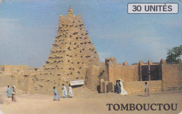 Télécarte à Puce MALI - MAL 27 - TOMBOUCTOU - Africa Chip Phonecard Telefonkarte - Mali