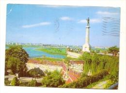 BELGRADE-BEOGRAD  Traveled - Serbie