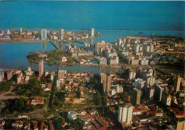 Aerial View, Recife, Brasil Brazil Postcard - Recife