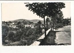 La Salvetat Sur Agout Vue De La Route De Fraisse Cpsm - France