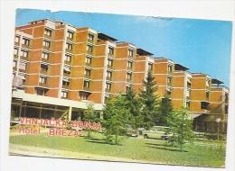 VRNJAČKA BANJA HOTEL BREZA- Traveled - Serbie