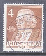 GERMANY  BERLIN   9 N 84  (o) - [5] Berlin