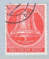 GERMANY     9 N 96  (o)  BERLIN BELL - [5] Berlin