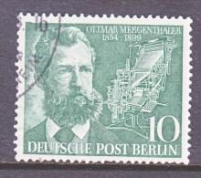 GERMANY    9 N 105  (o) - [5] Berlin