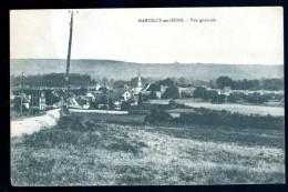 Cpa Du 27  Marcilly Sur Eure Vue Générale     AVR3 - Marcilly-sur-Eure