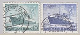GERMANY    9 N 113-4   (o)  OCEAN LINER - [5] Berlin