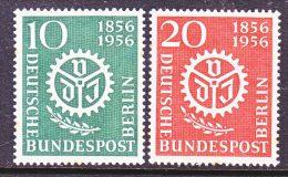GERMANY  BERLIN   9 N 140-1    * - Unused Stamps