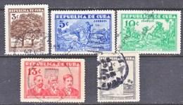 CUBA  312-6   (o) - Cuba