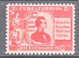 CUBA  402  * - Cuba