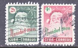 CUBA    533   (o)   CHRISTMAS SANTA - Cuba