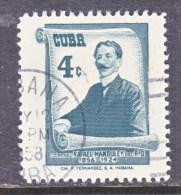 CUBA    575   (o) - Cuba