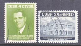 CUBA    592,  C 179    (o) - Cuba
