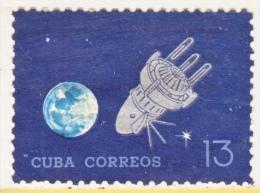 CUBA  878  (o)  SPACE - Cuba