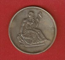 1 Troy Ounce Silver -.999- Type Dollar Liberty - Etats-Unis