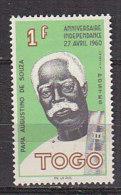 D0297 - TOGO Yv N°330 * INDEPENDANCE - Togo (1960-...)