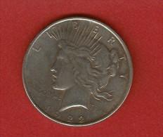 One Dollar Liberty -1922- Faux - Etats-Unis