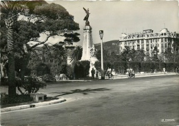 CPSM Nice    L1592 - Monuments