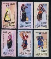 Vietnam Viet Nam MNH Perf Stamps 1993 : Vietnamese Ethnic Costumes / Costume (Ms673) - Vietnam