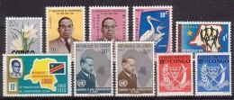 Kongo(Kinsh.)-Lot , Xx (2726) - Dem. Republik Kongo (1964-71)