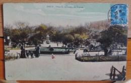 Cpa D29 - Brest - Place Du Chateau - Le Square - 1924 - Brest