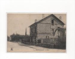 95  SAINT GRATIEN - La Poste - Saint Gratien
