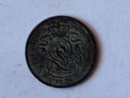 Belgique 2 Cents 1874 Centimes - 02. 2 Centimes