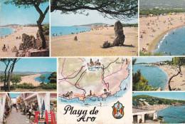 España--Gerona--Platja D'Aro--Varias Vistas---a, Francia - Mapas