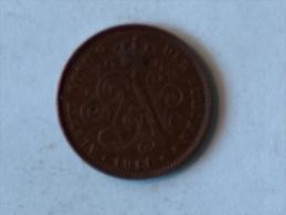 Belgique 2 Cents 1911 Centimes - 02. 2 Centimes