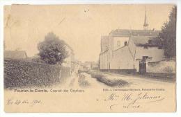 E3645 - FOURON - LE - COMTE  -  Couvent Des Ursulines - Voeren