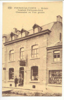 E3674 - FOURON - LE - COMTE  -  Maison Lambert Philippens-Beck - Chaussures - Voeren