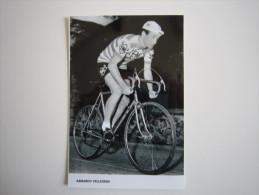 CYCLISME CICLISME RADSPORT WIELRENNEN :  Armando  PELLEGRINI  EMI     Reproduction - Cyclisme