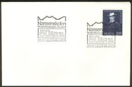 NORWAY, «Nansen School - Norw. Humanistic Academy 50th Anniversary», Lillehammer 1988 - Nobel Prize Laureates