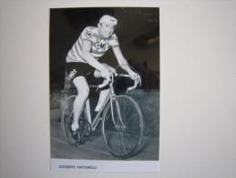 CYCLISME CICLISME RADSPORT WIELRENNEN : Giuseppe  PITARELLI  EMI     Reproduction - Cyclisme
