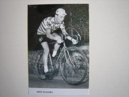 CYCLISME CICLISME RADSPORT WIELRENNEN :  Aldo  KAZIANKA  EMI     Reproduction - Cyclisme